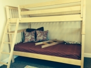 Vermont Maple Bunk Beds